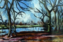 10-Julia-Bradshaw-'PARK-HALL-LAKE-IN-THE-WINTER'