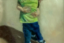 5-Ann-Baggott--'BROTHERLY-LOVE'---Pastel