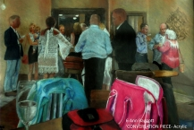6-Ann-baggott--'CONVERSATION-PIECE'---Pastel