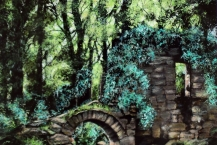113-Linda-Smith-WOODLAND-RUINS